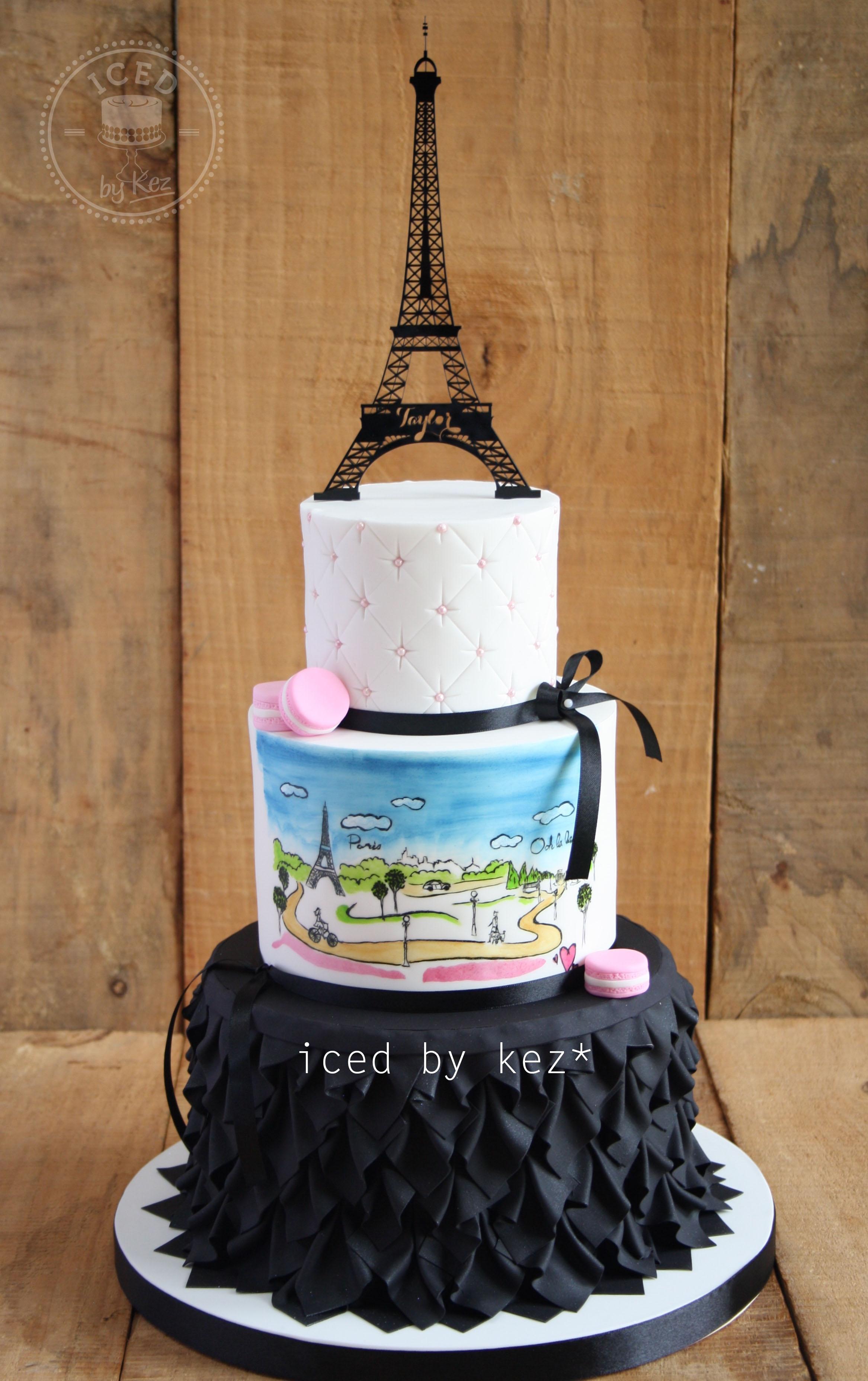Pettinice Parisian Ruffle Tutorial With Kez Maxwell