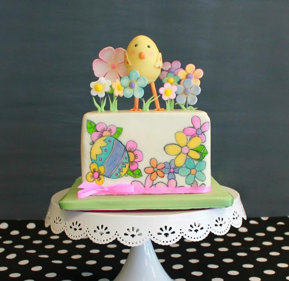 Inspiration: Easter cakes and treats