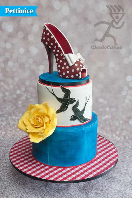 Inspiration: Sugar shoes and stilettos
