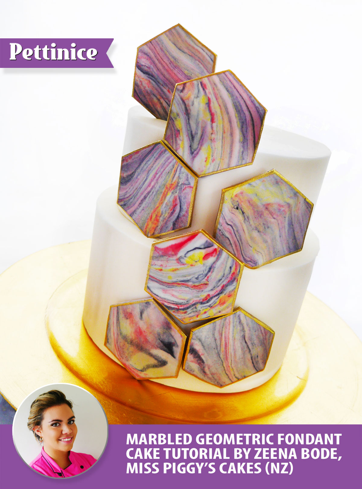 Click here to see our cake tutorials