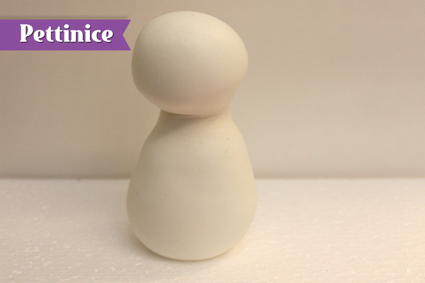 Stand body on a lightly glued toothpick on a polystyrene block.