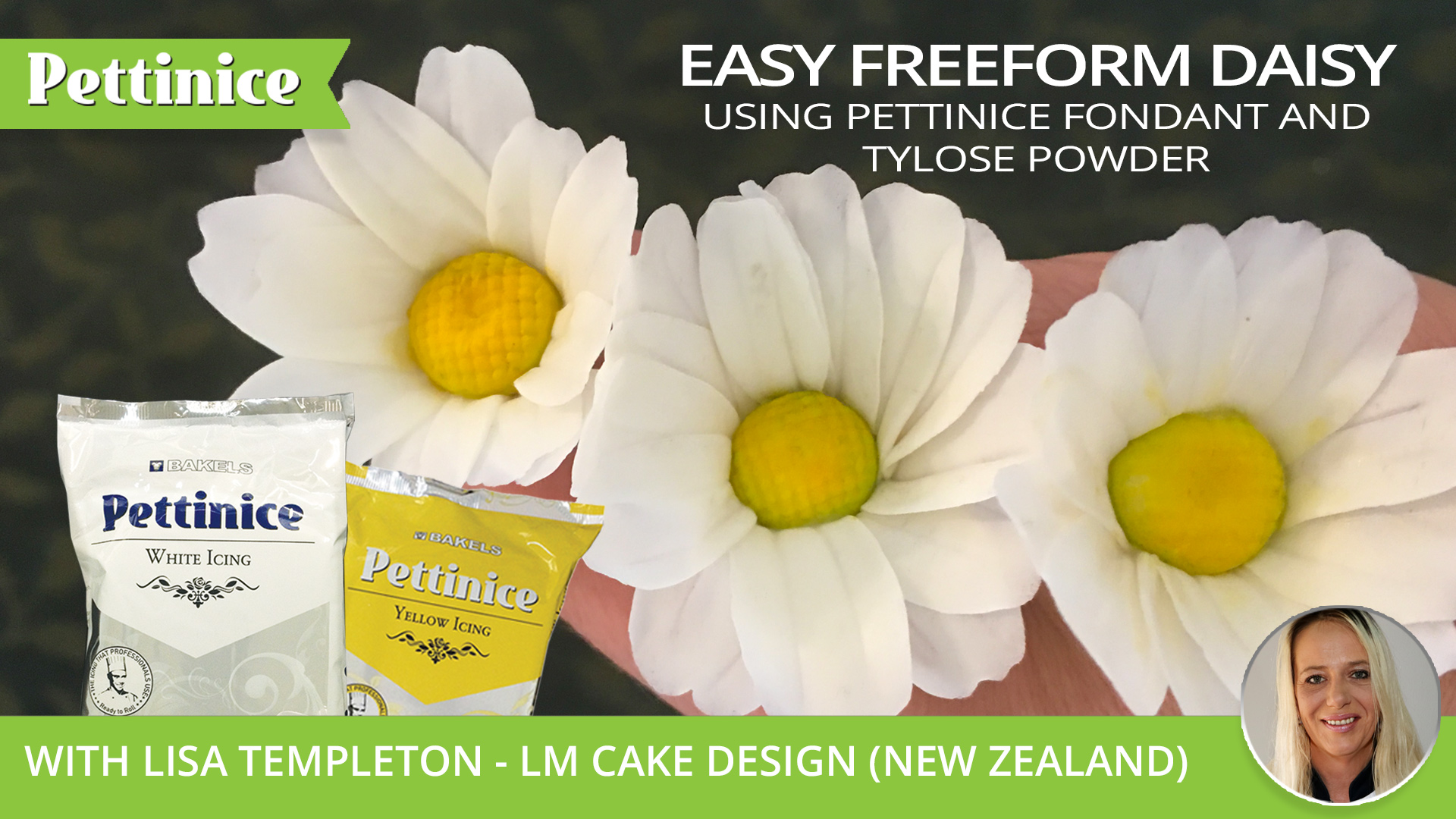 Create a daisy without cutters