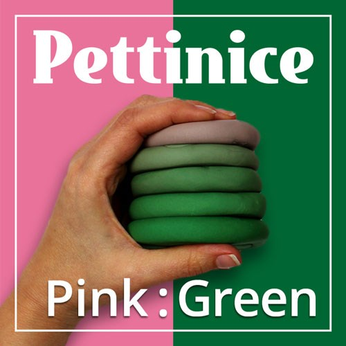 See What Hens When You Mix Pink And Green
