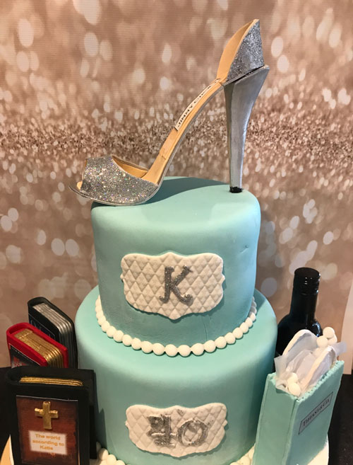Fashion cake by Rene Schippers