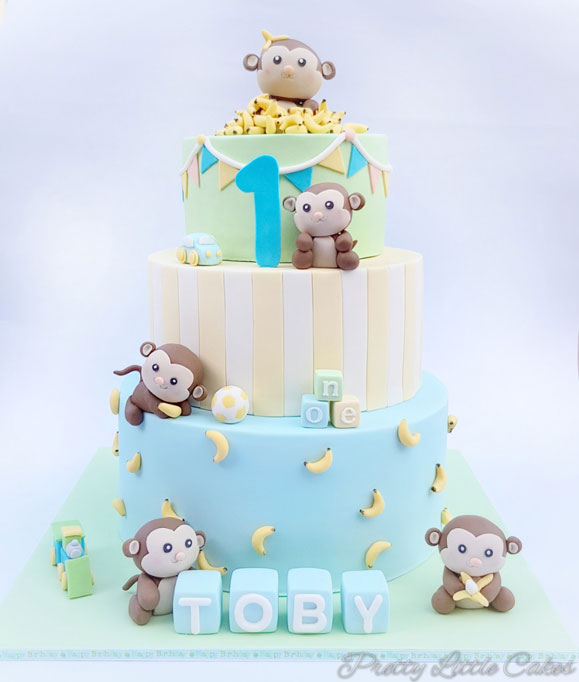Children's cakes - your work featured