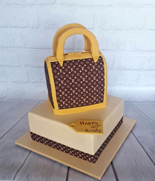 Louis Vuitton Handbag by Christy and Kellie