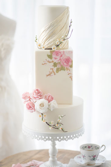 Wedding Cakes - Your work featured