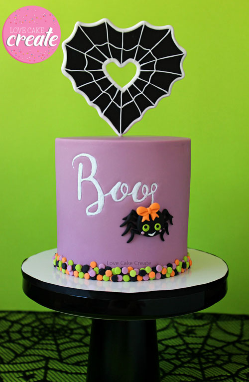 Halloween cakes - your work featured