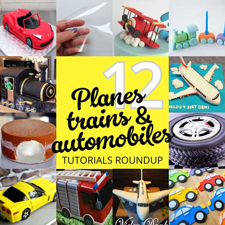 Tutorial Roundup Planes Trains and Automobiles